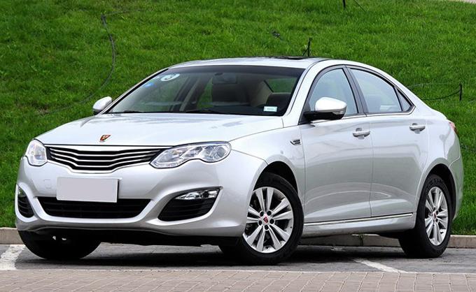 淮安租车车型:全新荣威550
